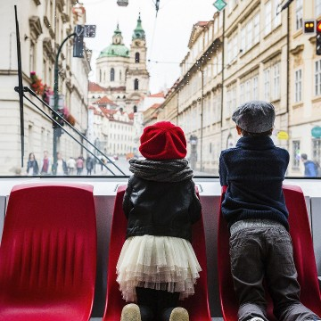 Where to go to keep kids from getting bored in Prague?