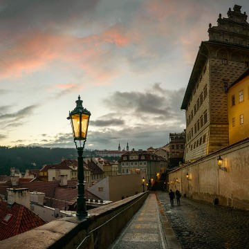 Prague:autumn